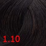 1.10 Иссиня-черный