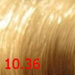 10.36 Очень светлый золотисто-сиреневый блондин