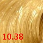10.38 Очень светлый холодный песочный блондин