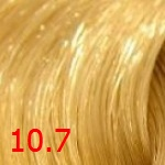10.7 Светло-бежевый 60 мл