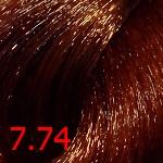 7.74 Светлый коричнево-медный