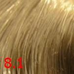 8.1 Пепельный блондин