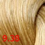9.38 Светлый холодный золотистый блондин