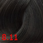 8.11 светлый интенсивно-пепельный блонд
