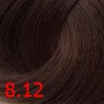 8.12 светлый бежевый холодный блонд