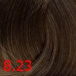 8.23 светлый бежевый перламутровый блонд