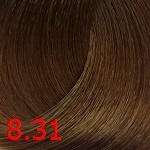 8.31 светлый бежевый блонд