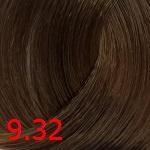 9.32 очень светлый золотисто-коричневый блонд