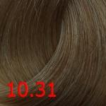 10.31 Бежево-платиновый блонд