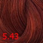 5.43 Светло-коричневый медно-золотой