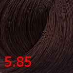 5.85 Светло-коричневый махагоновый