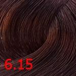6.15 Темный пепельно-махагоновый блонд