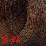 6.32 Темный золотисто-перламутровый блонд