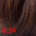 6.34 Темный золотисто-медный блонд