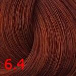 6.4 Темно-коричневый медный блонд