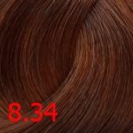 8.34 Светлый золотисто-медный блонд