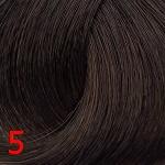 5 насыщенный светло-коричневый