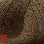 8 насыщенный светлый блонд