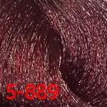 Крем-краска с витамином С Constant Delight Crema Colorante оттенок 5/889 светло-кор. инт. красно-фиолетовый А