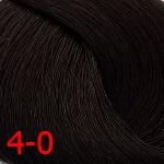 4-0 средне-коричневый натуральный