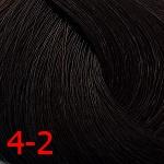 4-2 средне-коричневый пепельный
