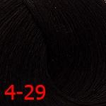 4-29 средне-коричневый пепельный фиолетовый