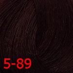 5-89 светло-коричневый красный фиолетовый