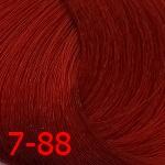 7-88 средне-русый интенсивный красный