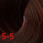 Estel De Luxe Silver 5/5 Светлый шатен красный