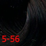 Estel De Luxe Silver 5/56 Светлый шатен красно-фиолетовый