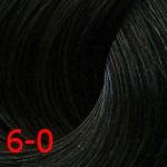 Estel De Luxe Silver 6/0 Темно-русый