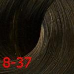 Estel De Luxe Silver 8/37 Светло-русый золотисто-коричневый
