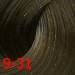 Estel De Luxe Silver 9/31 Блондин золотисто-пепельный