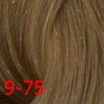 Estel De Luxe Silver 9/75 Блондин коричнево-красный