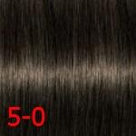 5-0 Светлый коричневый натуральный