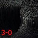 3-0 Темно-коричневый натуральный