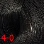 4-0 Средний коричневый натуральный