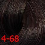 4-68 Средне-коричневый шоколадно-красный