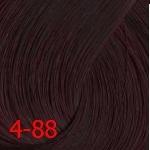 4-88 Средне-коричневый красный экстра
