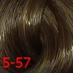 5-57 Cветлый коричневый золотистый медный