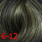 6-12 Темно-русый сандрэ пепельный