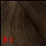 8-1 Светло-русый сандрэ
