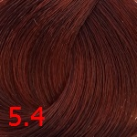 5.4 Светлый медно-коричневый