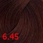 6.45 Темный медно-махагоновый блонд