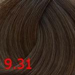 9.31 Очень светлый бежево-платиновый блонд