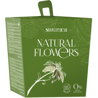 Подарочный набор Selective Natural Flowers Eco Keratin
