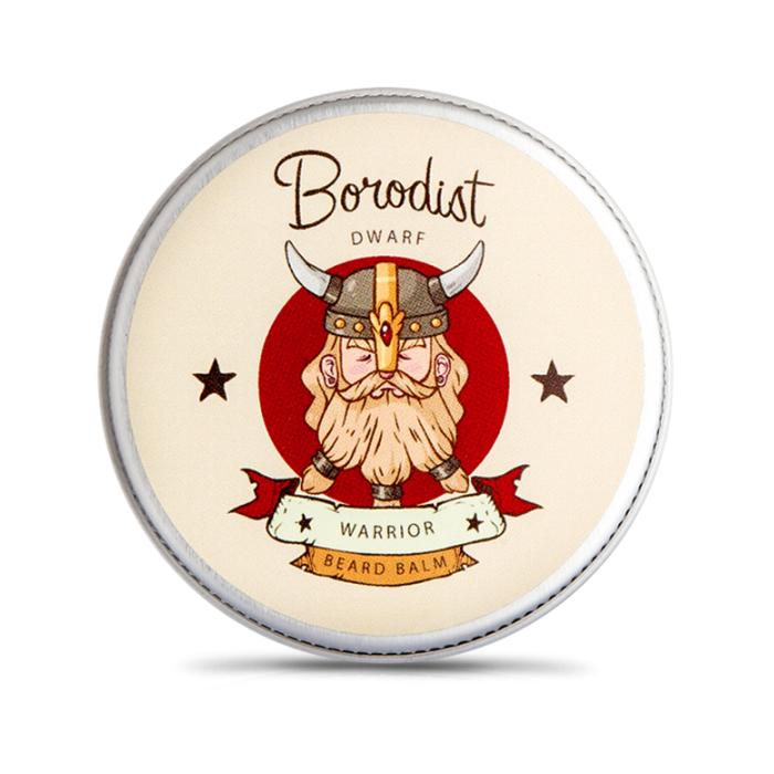 Бальзам для бороды Воин Borodist Warrior 30 гр
