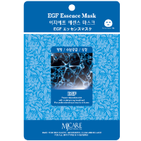 Маска тканевая с EGF Mijin Essence EGF Mask 23 гр