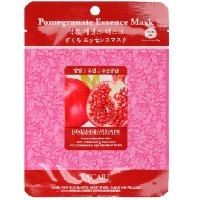 Маска тканевая Гранат Mijin Essence Pomegranate Mask 23 гр