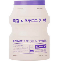 Йогуртовая маска для лица с экстрактом голубики A'Pieu Real Big Yogurt One-Bottle Blueberry 21 гр